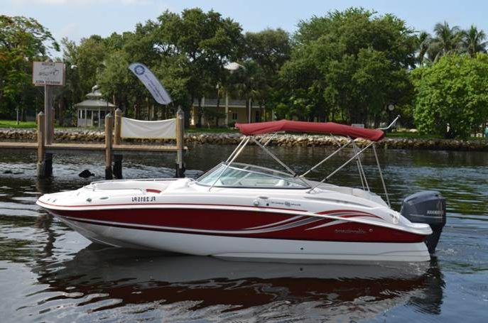 South Florida boat club Fleets